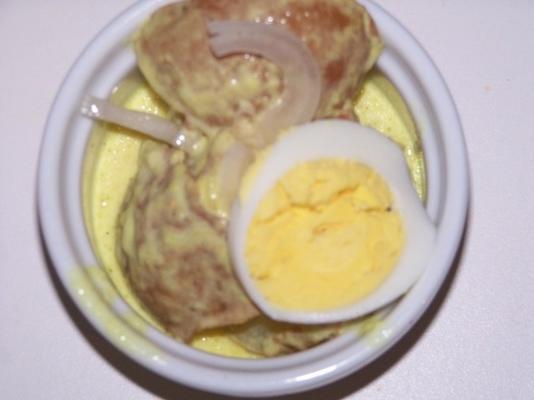 papas peruanas a la huancaandiacute; na (batatas com queijo)