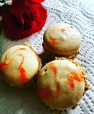 fácil de seguir receita francesa macaron