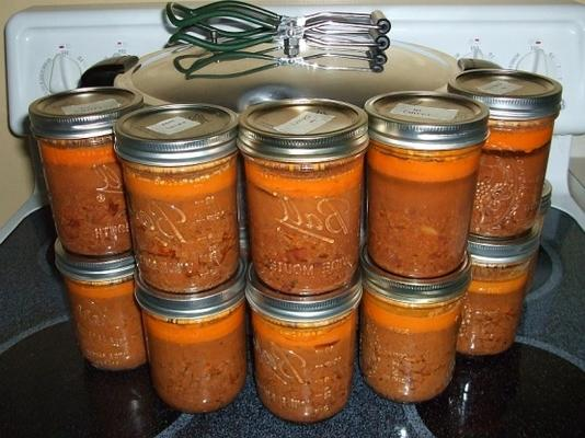 chili de estilo taberna springfield