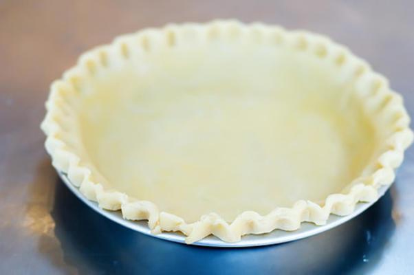 crosta de torta perfeita de sylvia