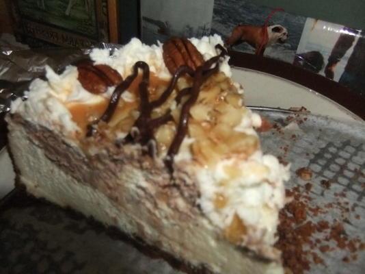 cheesecake de caramilk