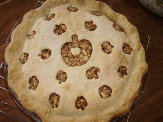 torta de maçã de teresa