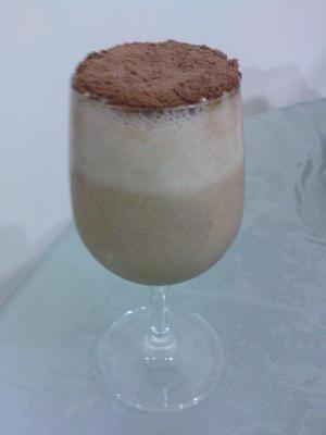 milk shake de soja milo