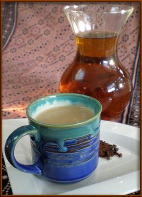 chá de cravo chai