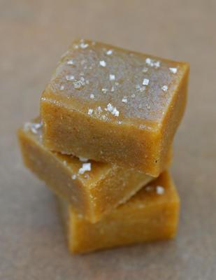 caramelos salgados tahine