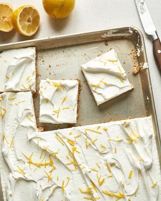 torta de limão assado