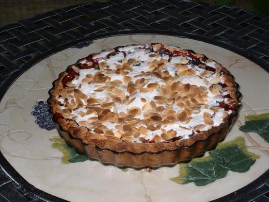 Zwetschgenkuchen - bolo de ameixa